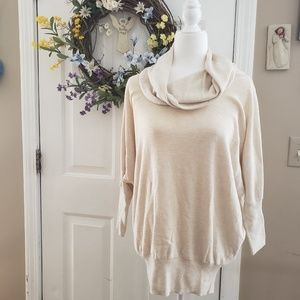 Sweaters - Cowl neck sweater top